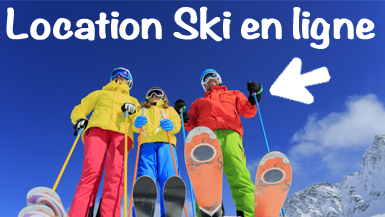 location de ski samoens